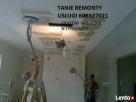 tanie usługi remontowe adaptacje poddaszy w cenie 40 zł od m - 7