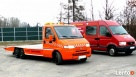 Łódź Laweta Pomoc Drogowa Holowanie Bagażówka Dostawczy Bus