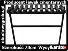 Plastikowa Ławka Cmentarna Producent