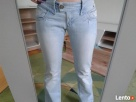 jeansy jasne S - 4