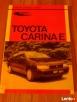 Sprzedam książkę poradnik Toyta Carina E Chorkówka