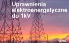 Elektryczne uprawnienia do 1 kV szkolenie - 1