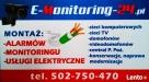 Monitoring,Alarmy,Napędy do bram,Usługi elektryczne,Wideodom Myszyniec