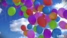 Balony hel pastelowe z nadrukami Balony z helem Balony Cyfry - 1