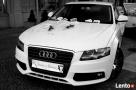 Audi na wesele ślub! Limuzyna na wynajem! Auto do ślubu! - 1