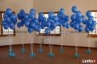 Balony hel pastelowe z nadrukami Balony z helem Balony Cyfry - 5
