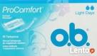 O.b. ProComfort Light Days Tampony 16szt