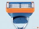 4x Wymienne Nożyki MACH 3 wkłady do maszynek Gillette Fusion - 2