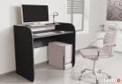 Modułowe klasyczne biurko komputerowe Detalion cała Polska - 3