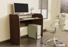 Modułowe klasyczne biurko komputerowe Detalion cała Polska - 5