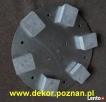 Tarcza do szlifowania betonu lub lastriko (na zacieraczkę) - 1