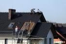 Krycie dachów więźby dachowe rozbudowy budynków