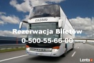 KATOWICE- TRUSKAWIEC bilety autokarowe Katowice