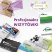 Profesjonalne wizytówki - druk z projektem - Wizytówki z usz - 1