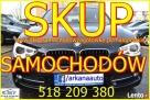 518 209 380 AUTO SKUP CAŁE I USZKODZONE SKUP AUT PŁACIMY $$$ - 3