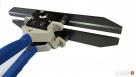 zgrzewarka do folii ręczna 400mm zgrzew12 mm nowa FV Gwaranc - 1