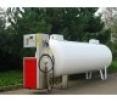 Napełnianie zbiorników sam. zasilanych gazem LPG