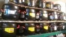 Używana sprężarka chłodnicza Danfoss TL4F agregat chłodnicz