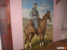 Obraz Piłsudski na kasztance sprzedam lub zamienię na... - 2