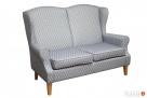 sprzedam zestaw sofe+fotel+podnozek - 8