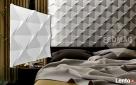 Panele ścienne 3d płytki dekoracyjne gipsowe