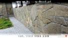 Elewacje i ogrodzenia kamienne z piaskowca - Pruszków - 2