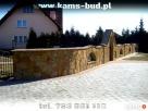 Elewacje kamienne i ogrodzenia - Żyrardów - 6