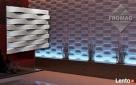panel dekoracyjny 3D ŚCIANA PRZESŁONA - 8