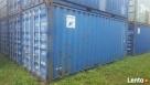 kontenery morskie/magazynowe używane - 3
