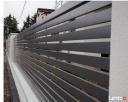 Przęsło ogrodzeniowe P12b ceownik 70x10 ocynk+kolor - 1