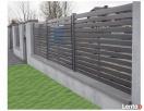 Przęsło ogrodzeniowe P12b ceownik 70x10 ocynk+kolor - 6