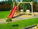 Meble ogrodowe, drewniane, z drewna.Transport 150 zł - 2