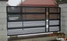 Nowoczesne ogrodzenie metalowe – wzór 2019!
