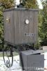 wędzarnia ogrodowa na kółkach,mobilna ,przenośna - 2