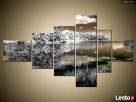 Obrazy, 6 elementów, tryptyki, obraz na płótnie, canvas - 4