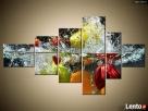 Obrazy, 6 elementów, tryptyki, obraz na płótnie, canvas - 3