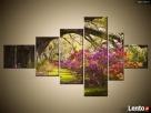 Obrazy, 6 elementów, tryptyki, obraz na płótnie, canvas - 5
