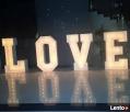 Napis Love wystrój sali weselnej sesje zdjęciowe najtaniej - 2