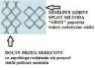 Siatka ogrodzeniowa ocynkowana+PCV 2.5/3,6 - 3