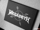 MEGADETH - Obraz na blasze... GRAWERKA - 2