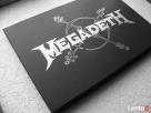 MEGADETH - Obraz na blasze... GRAWERKA - 4