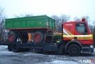 Transport maszyn budowlanych, rolniczych, aut cię - 1
