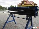 ZAGINARKA DO BLACH 1400/2,0 NOWA! Giętarka Krawędziarka Opole