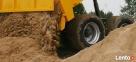 Transport materiałów sypkich wywrotkami - kruszywo, piaski. Krosno Odrzańskie