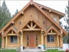 Domy z bali, dom z bala, drewniane domy - 1