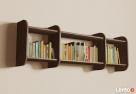 Półka Detalion ścienna na książki pozioma Katowice Nowość - 6