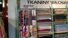 TKANINY WŁOSKIE sklep z tkaninami LUBLIN jedwabie, wełny... - 4