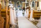 Dekoracja sal weselnych, kosciołów - 3