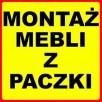 Składanie montaż mebli z paczek-Warszawa
