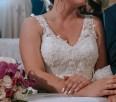 Suknia Ślubna Paulette - piękna i wygodna ! idealna do tańca - 2